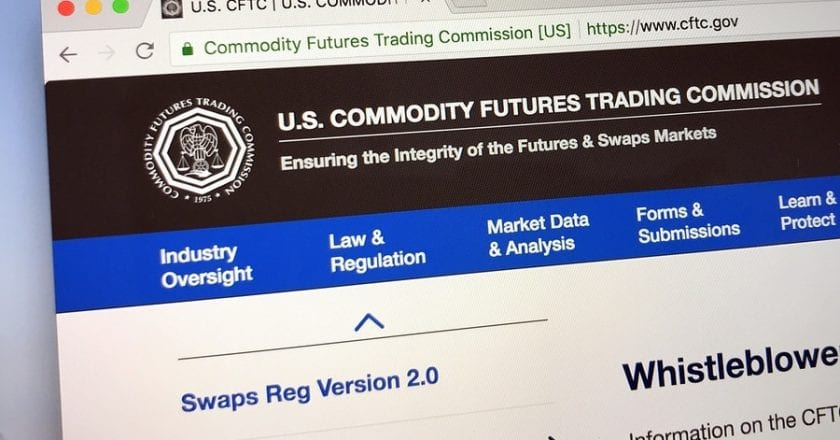 CFTC Orders Chicago Prop Firm and 3 Traders to Pay $745,000 for Spoofing in Agricultural and Metals Futures