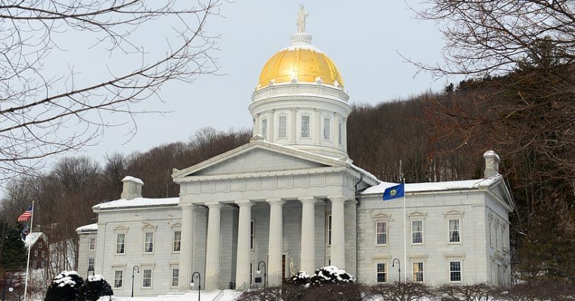Vermont Governor Signs H. 48 To Conduct Local Elections by Mail